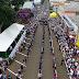 Multidão lota a XV para assistir ao desfile cívico em comemoração aos 71 anos de Laranjeiras do Sul
