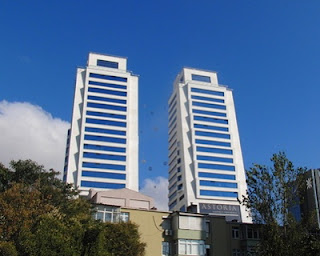 Astoria kuleleri Şişli İstanbul