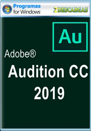 Adobe Audition CC 2019 Full (x64) Español