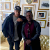 Naija Rapper MI Abaga Visits Jay Z's Roc Nation Office In New York - Photos