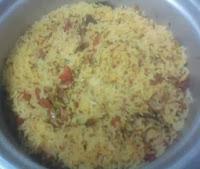 Masala Rice - Quick Rise Dish 1