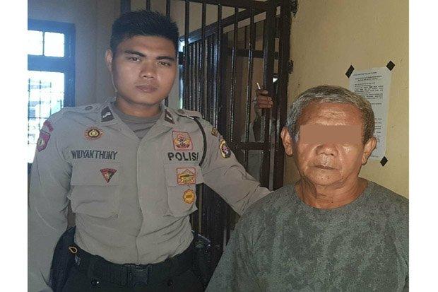 Cabuli Anak di Bawah Umur, Oknum Pendeta Ditangkap Polisi