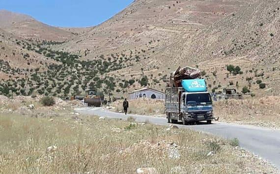 ترحيب روسي بتوقيع مذكرة التعاون بين سورية وخدمة الأمم المتحدة لإزالة الألغام