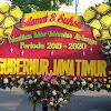 Bunga Papan Selamat Sukses Gubernur Jatim