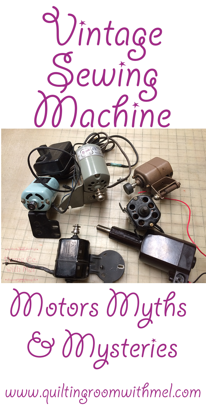 hight resolution of sewing machine motor myths