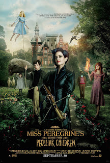 Miss Peregrine's Home for Peculiar Children - Poster & Trailer