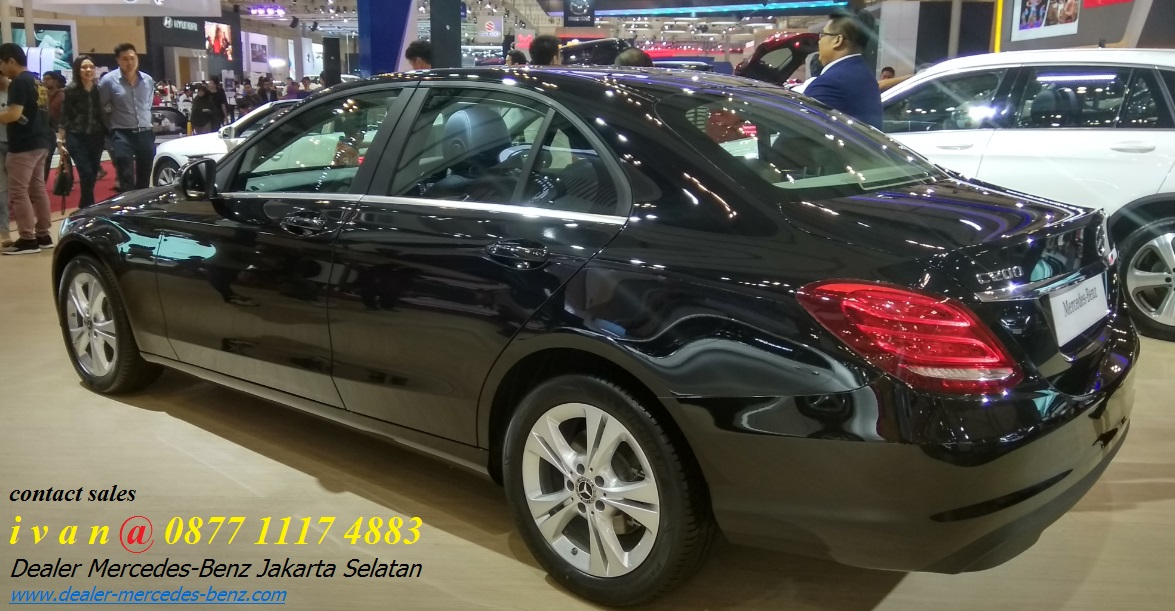C200 entry 2017 indonesia dealer mercedes benz jakarta for Mercedes benz service b coupons 2017