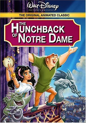The Hunchback of Notre Dame animatedfilmreviews.filminspector.com