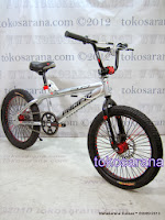 Sepeda BMX Pacific Spinix 3.0 Disc Freesytle 20 Inci 3