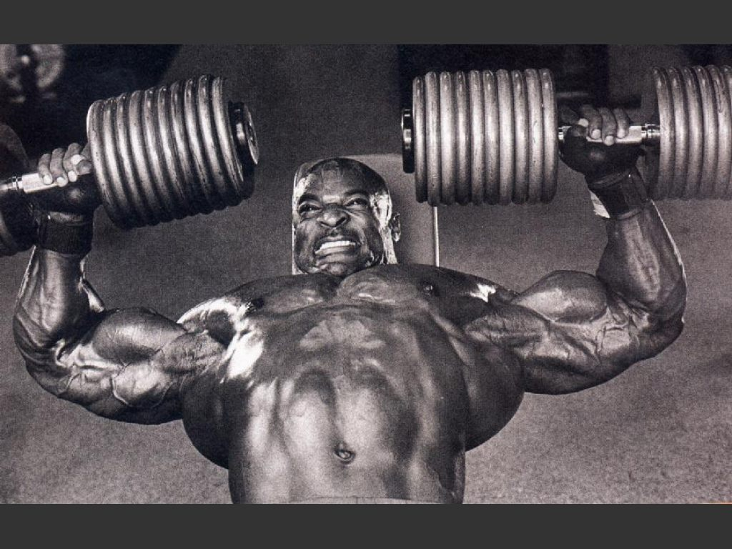 521 Entertainment World: Ronnie Coleman Stunning Wallpapers