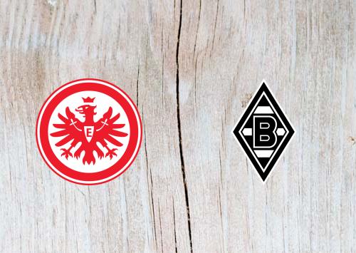 Eintracht Frankfurt vs Borussia Monchengladbach - Highlights 17 February 2019
