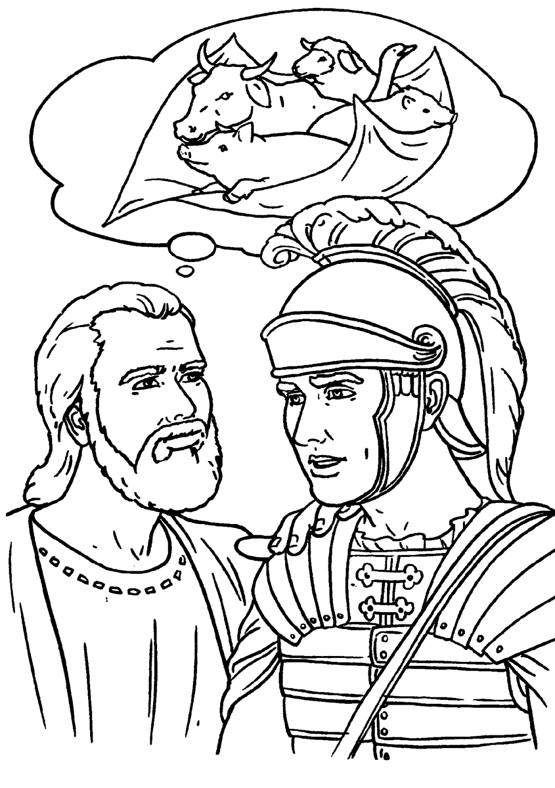 Bíblia e a Ciência: Pedro e o Centurião Cornélio