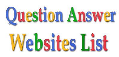 question answer sites
