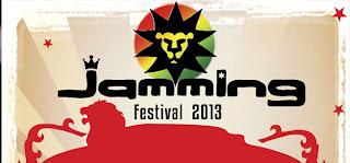 JAMMING FESTIVAL 2013 EN BOGOTA