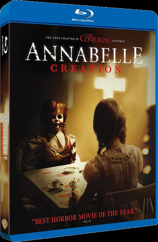 Annabelle - Creation BRRip x264 1080p Portuguese 5 1 (2017)