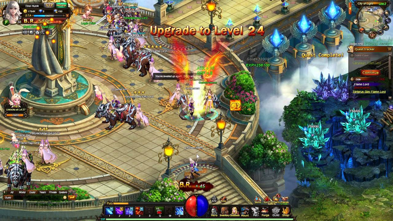 Good Online Games like Wartune to Play in 2017 - Yu ...