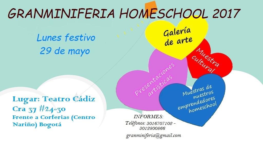 Homeschooling Colombia