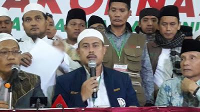 Ketua PA 212 Tuntut GP Ansor dan PBNU Minta Maaf Secara Terbuka