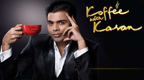 Poster Of Koffee With Karan 8th January 2017 Season 05 Episode 10 300MB Free Download