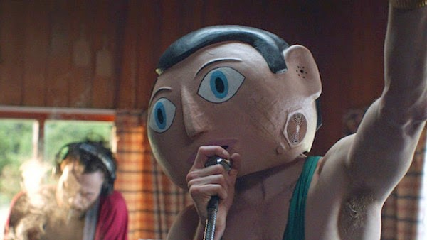 Frank, directed by Lenny Abrahamson