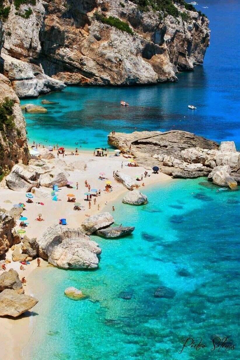 10 Hottest Summer Destinations In Europe   Cala Marioulu, Sardinia, Italy