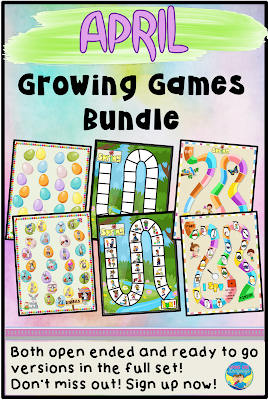 Join the Free Growing Games Bundle at Looks Like Language!