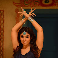 hot & sexy Nayanthara latest photos from greekuveerudu