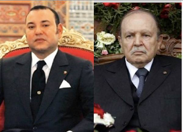 Le roi Mohammed VI félicite l'Algérie et Bouteflika à l'occasion de la fête d'indépendance Algérienne.