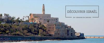 Itinéraire d'1 semaine en Israel en janvier