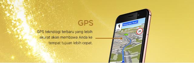 Advan i5A GPS