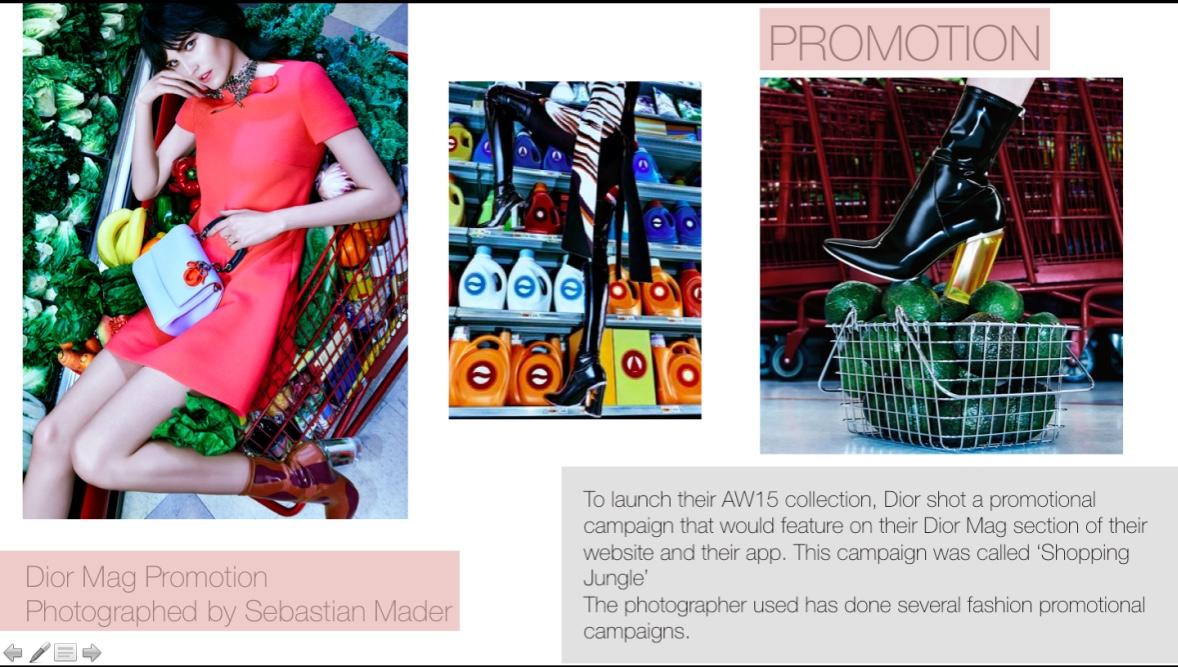 1a54d6919d Dior Presentation | Little Ray of Soraya