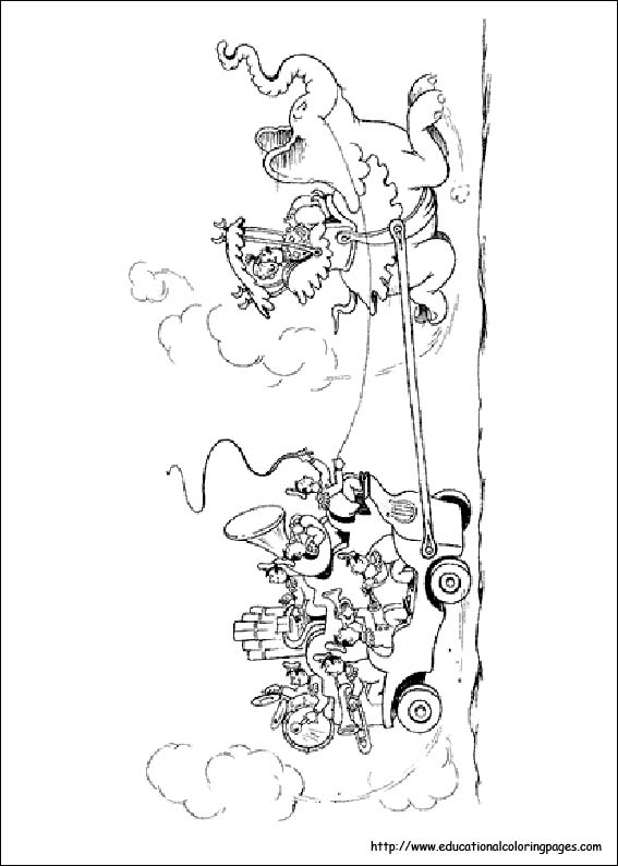 coloring pages for dr seuss - photo#24