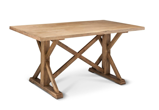 Target Harvester farmhouse table