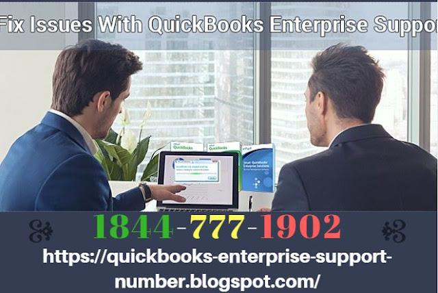 quickbooks enterprise number