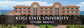 Kogi State University Pre-degree & Diploma Programmes Admission Form Is Out For 2016/2017