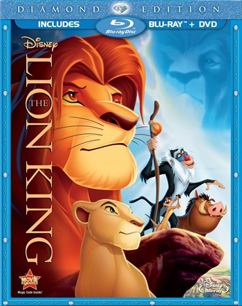Lion King 1994 Dual Audio Hindi Bluray Download