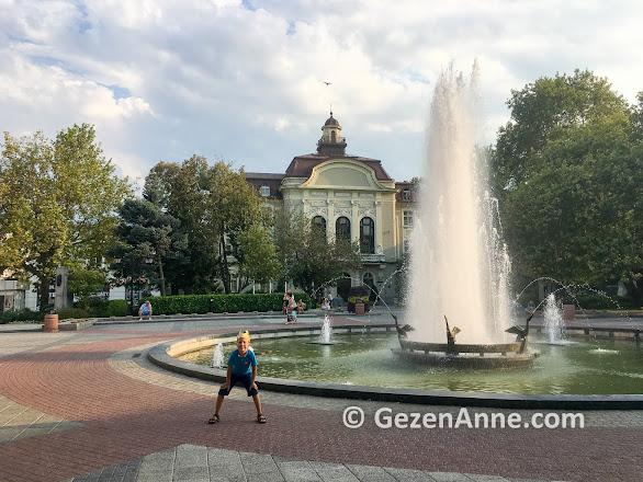 Plovdiv - Filibe çok güzel bir şehir, Bulgaristan