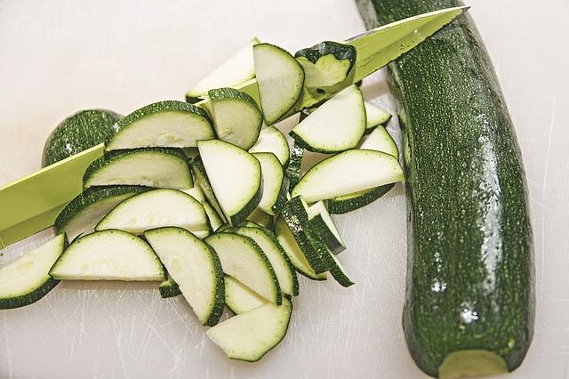 Légumes Autorisés Pour Chien - Courgette