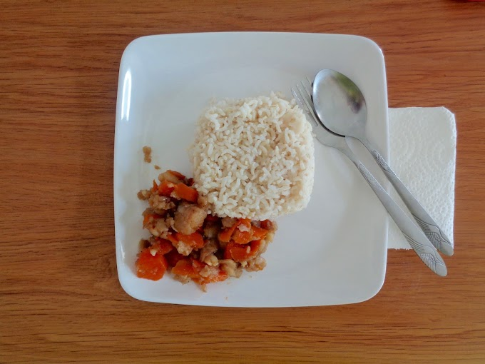 When dietitian cooks (simple recipe)