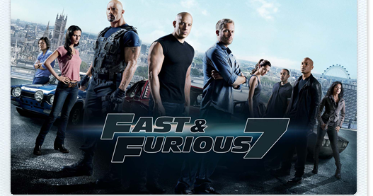 Fast And Furious 7 Games