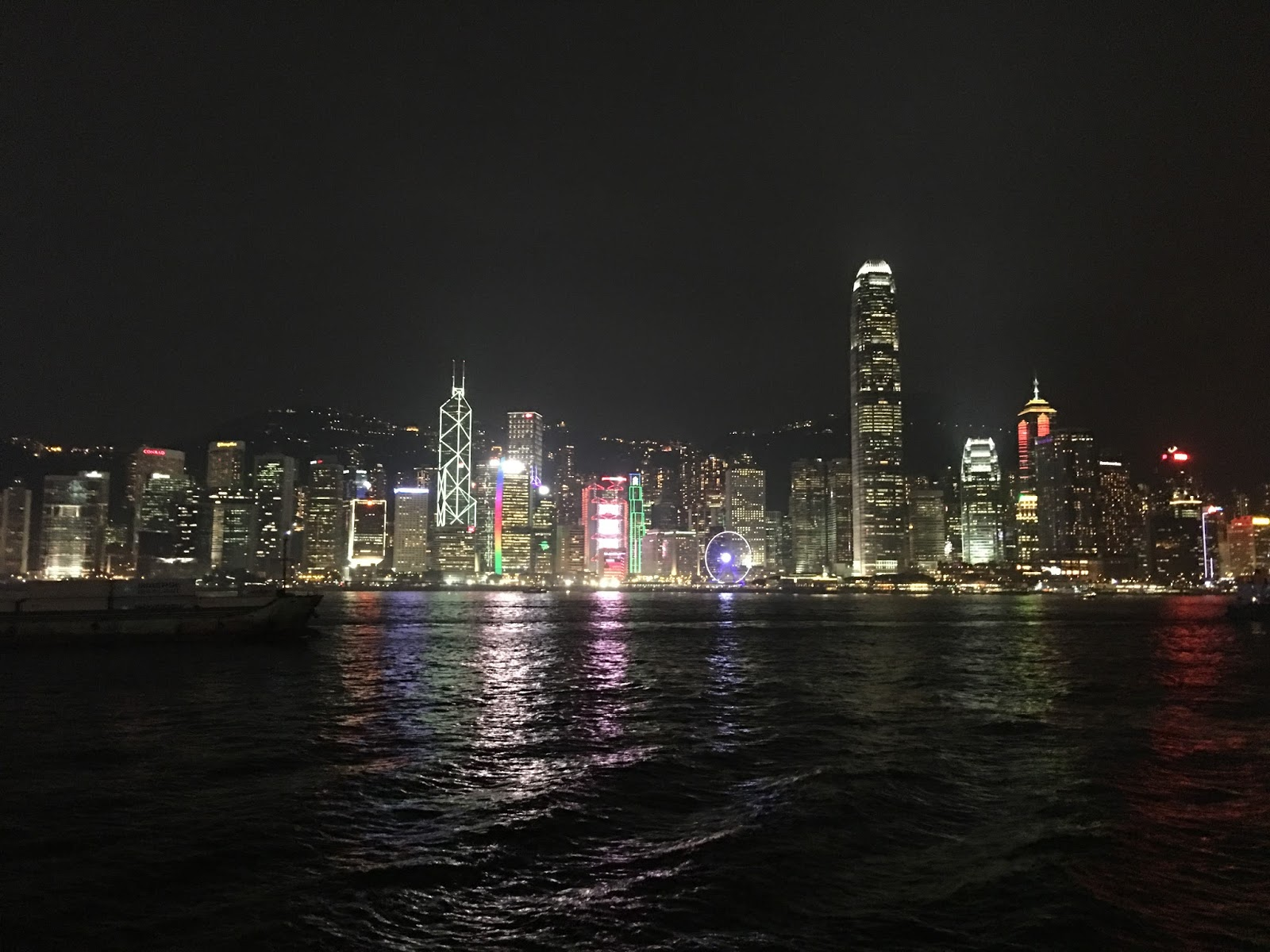 Tsim Sha Tsui Hong Kong Skyline - Aspiring Londoner