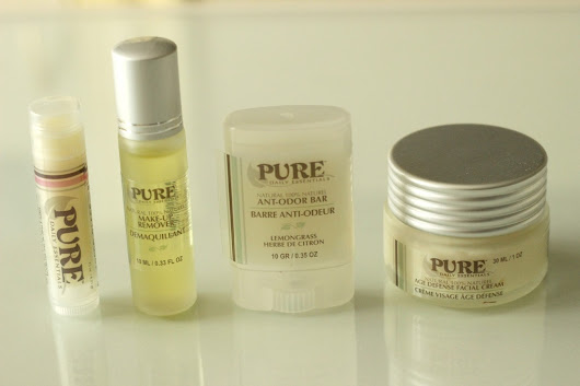 Pure Daily Essentials Natural Skincare | Review