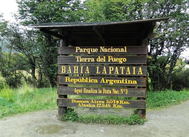Como llegar al Parque Nacional de Tierra del Fuego desde Usuahia