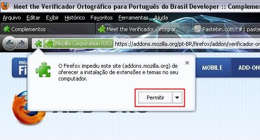 Lucas Rogério Masotti: Instalando corretores ortográficos no