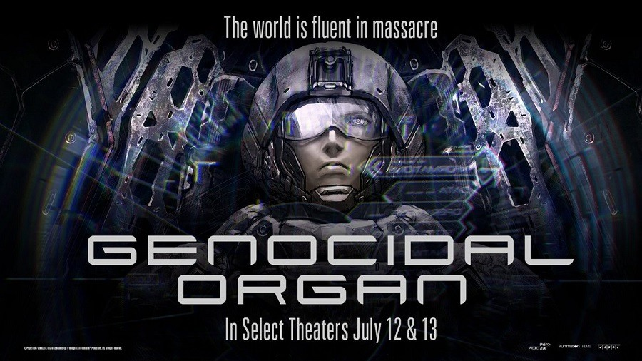 Genocidal Organ - Legendado 2018 Filme 1080p 720p BDRip Bluray FullHD HD completo Torrent