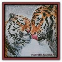 Тигриный поцелуй