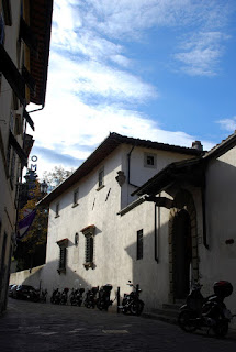 Galileo's house in Arcetri, the Villa Gioella