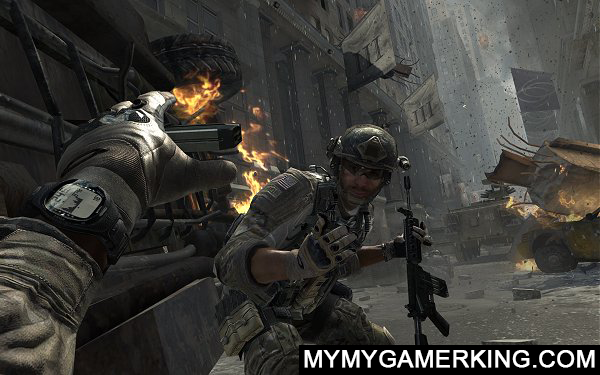 Download Call of Duty Modern Warfare 3 Highly Compressed