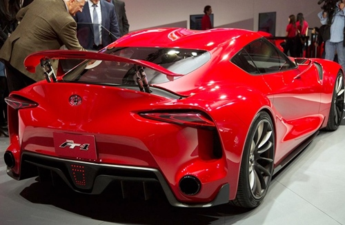 Toyota FT1 Sport Performance