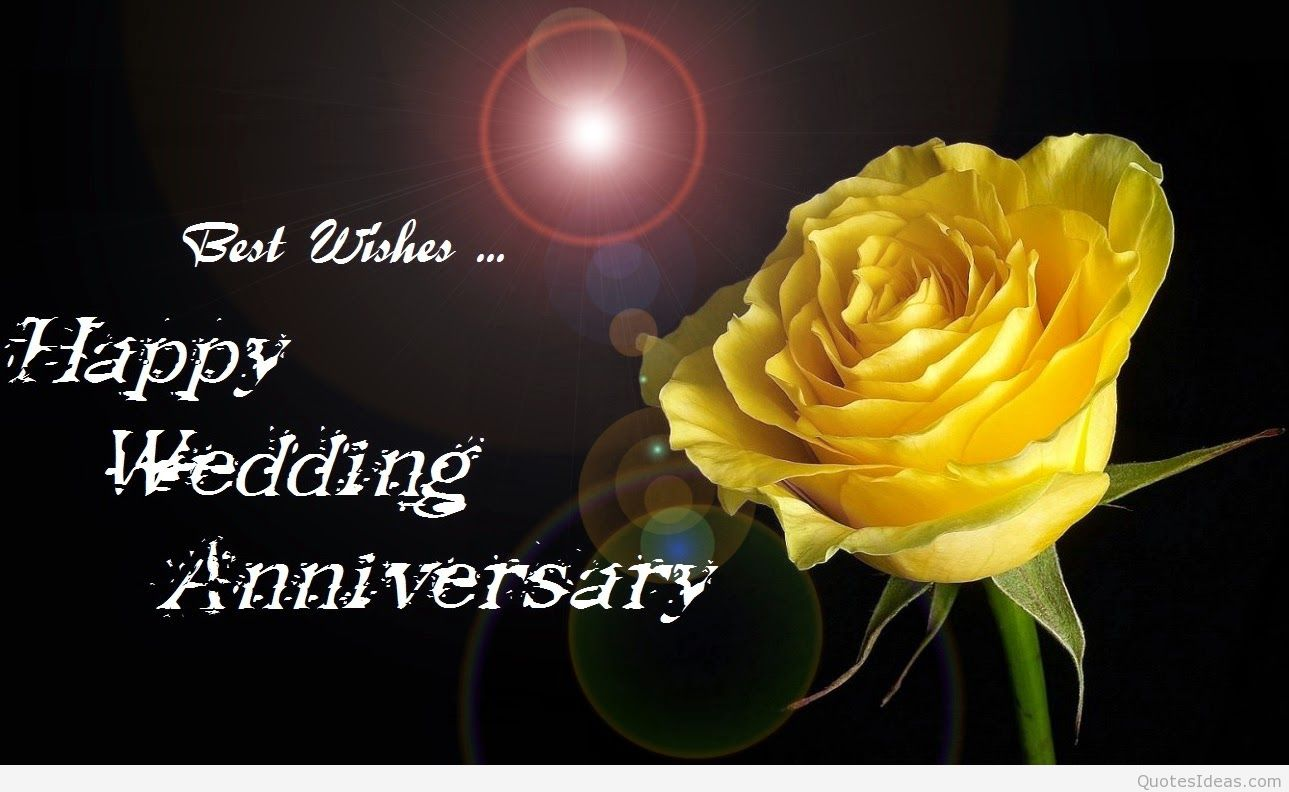 Happy Wedding Anniversary Images Wishes Love